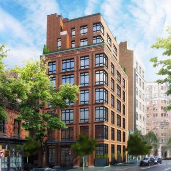1 North Moore Street Luxury Manhattan Rental