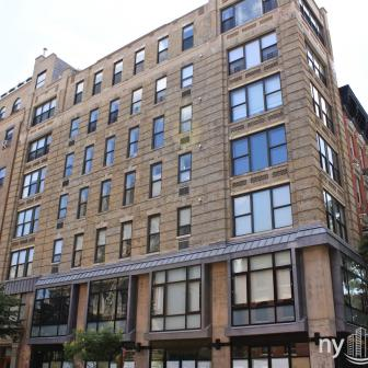 209 East 2nd Street Condominium in East village