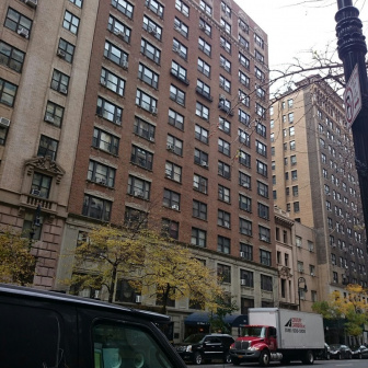 20 West 72nd Street Co-op