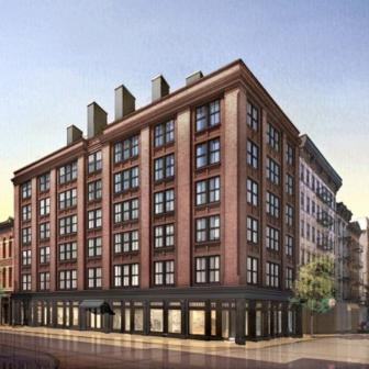 211 Elizabeth Street Building