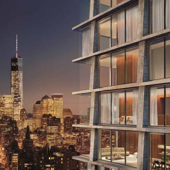 215 Chrystie Street - luxury condos