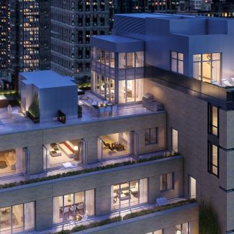 21 West 20th Street Luxury Residential Development