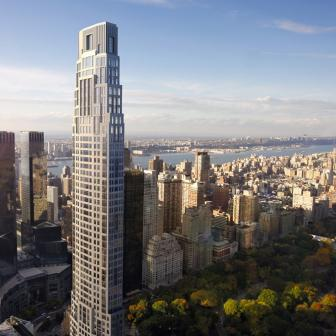 220 Central Park South luxury tower by Robert A.M. Stern