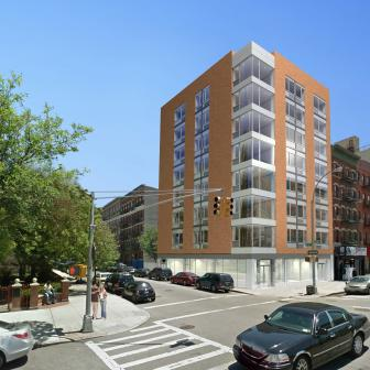 2270 Frederick Douglass Boulevard Luxury Rental in Harlem