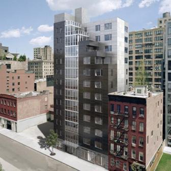 22 Renwick Street building