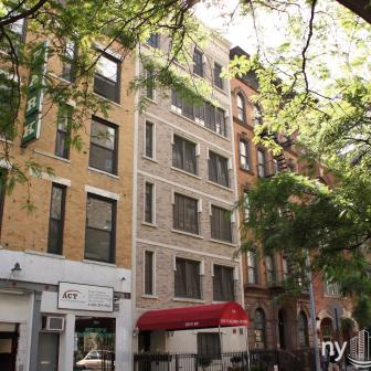 The Columbia House - 238 West 108th Street - Condo in UWS