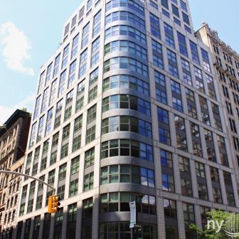 240 Park Avenue South Glass Structure