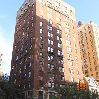 240 West End Avenue Elegant Mid-sized Building