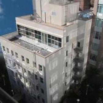 242 West 61st Street Facade