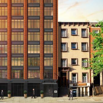 245 West 14th Street in Chelsea