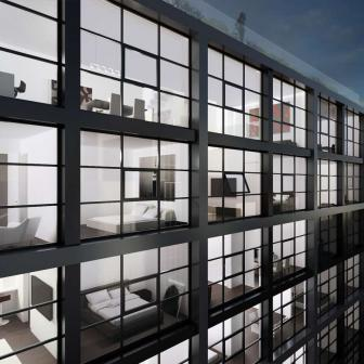 250 Bowery luxury condominium