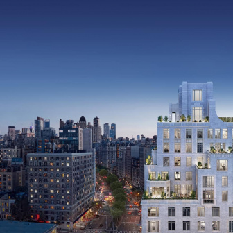 Two Fifty West - 250 West 81st Street - luxury condos