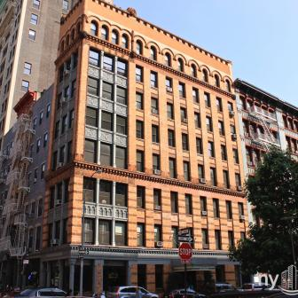 250 Mercer Street NYC