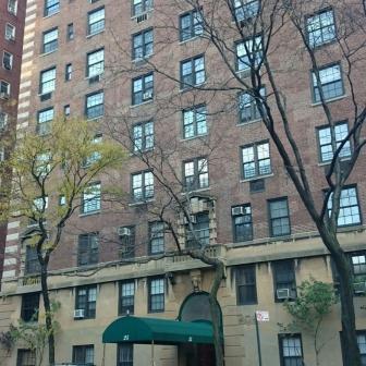 25 East End Avenue Co-op