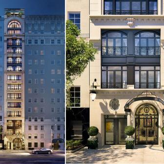 Apartments for sale at 27 East 79th Street in Upper East Side