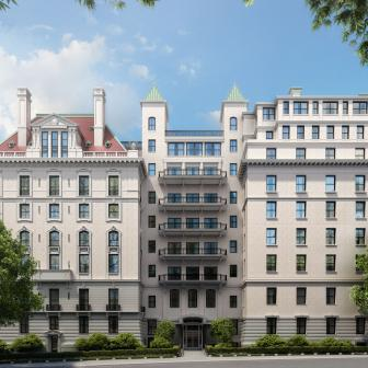 Luxury rentals at 30 Morningside Drive