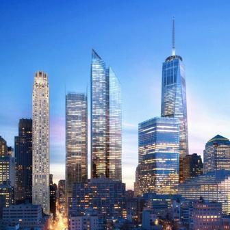 Four Seasons Private Residences - 30 Park Place luxury condos