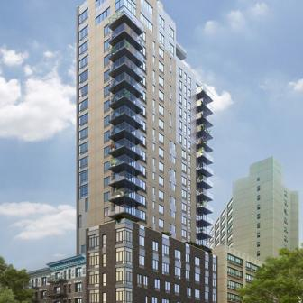 321 West 110th Street Full-service Condominium