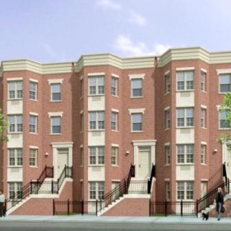 330 East 120th Street Townhouse