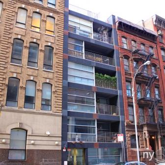 333 West 16th Street Building