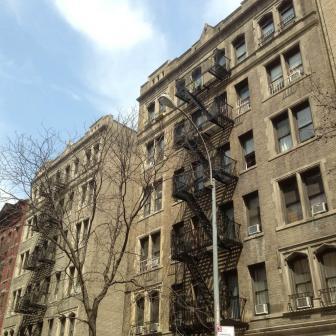 341 West 45th Street Rental