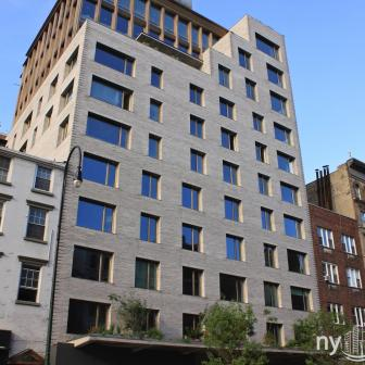 345 Meatpacking 345 West 14th Street Developed by DDG