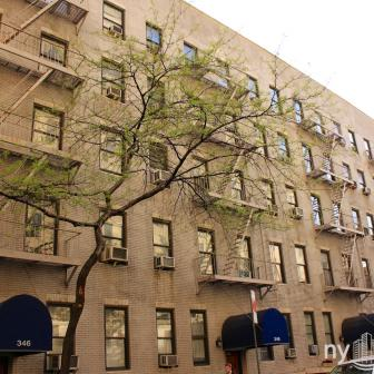 346-352 West 56th Street Renovated Pre-war Co-op