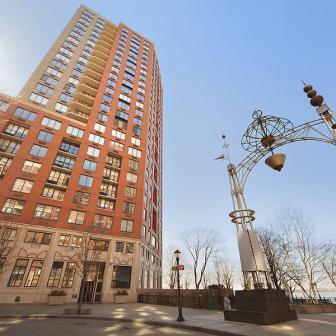 380 Rector Place Condominium