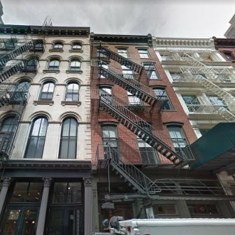 40 Walker Street Building