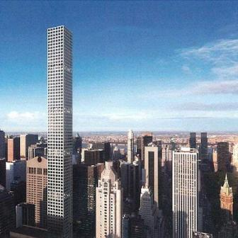 432 Park Avenue - tallest residential building