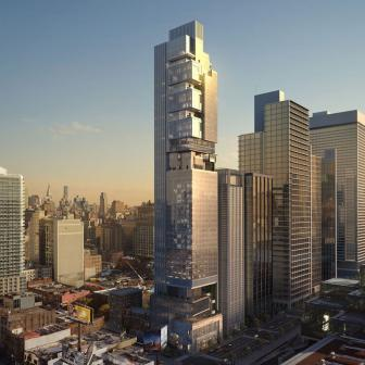 470 11th avenue luxury condos in hudson yards