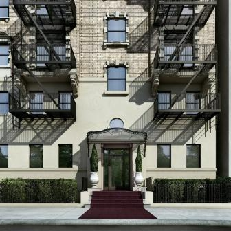 480 Central Park West Condominium