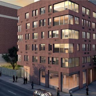 503 West 46th Street Boutique Residential Rental