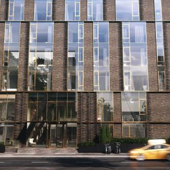 The Building at 505 West 43rd Street in NYC