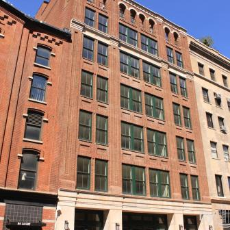 52 Laight Street Condominium in Tribeca