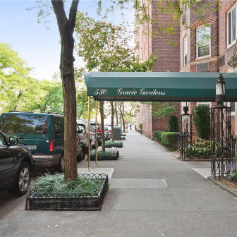 530 East 90th Street Entrance