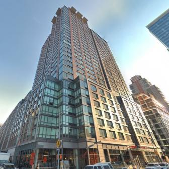 550 West 45th Street New Rental Building