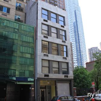 552 West 43rd Street Designed by Adam Kushner