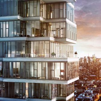 56 Leonard Street Condominium