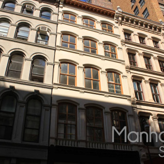 56 Walker Street Pre-war Features