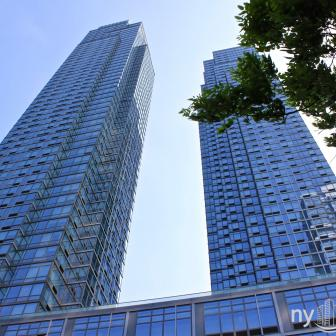 620 West 42nd St Silver Towers Stunning Rental Building