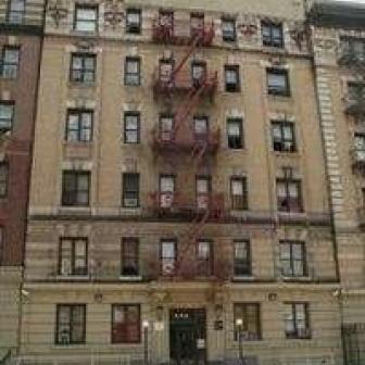 634 West 135th Street Facade
