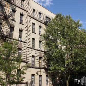 63 West 107th Street Building