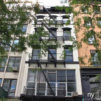 67 Murray Street Condo in Manhattan