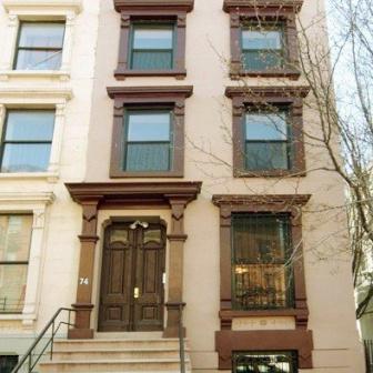 74 West 131st Street Full-floor Townhouses