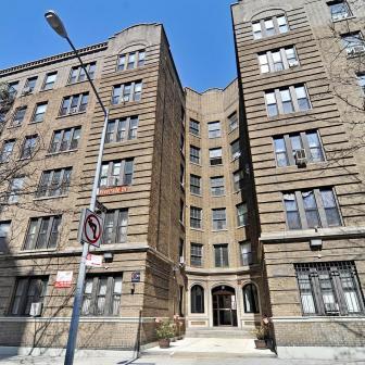 801 Riverside Drive Prewar Building