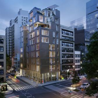 Apartments for sale at 80 East 10th Street in NYC
