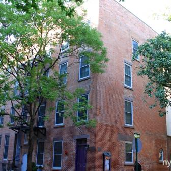 84 Bedford Street Brick Townhouse