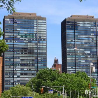860 United Nations Plaza Luxury Towers