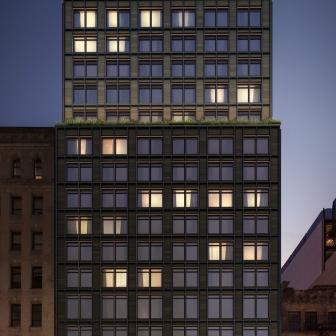Apartments for sale at 91 Leonard Street in Manhattan
